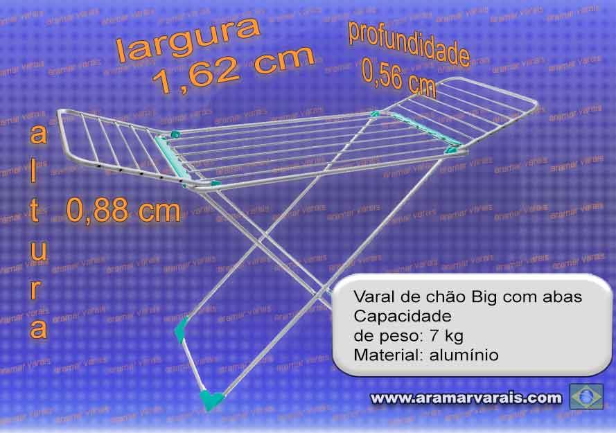 varal-de-chao-carca-tec-big-aluminio